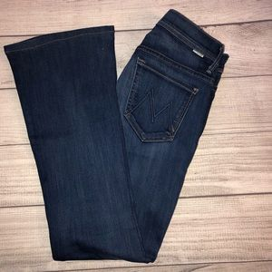 Mother || The Cruiser Flare Jeans Size 24